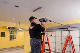 Garage Door Opener Installation Seabrook