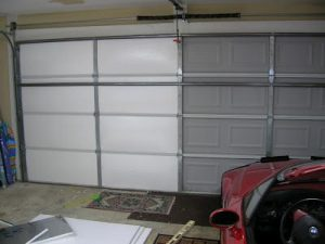 Garage Door Insulation Seabrook