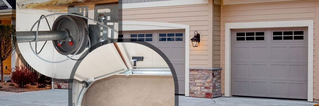 Garage Door Cables Repair Seabrook