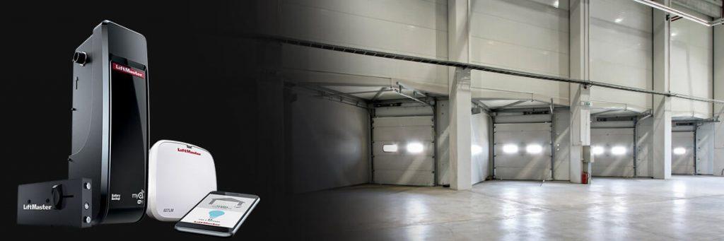 Commercial Garage Door Installation Seabrook